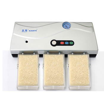 1PC Rice vacuum brick machine tea vacuum machine grain bag vacuum machine Household Vacuum Packaging Machine