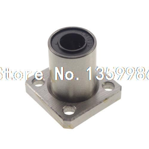 (1)CNC Square Flange Type Linear Motion Bushing Ball Bearing LMK60UU 60*90*110mm цена