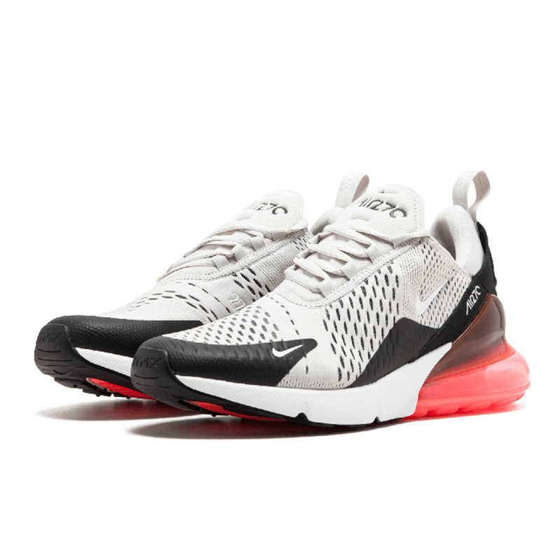 premium selection f35ba e452d ... Original Nike Air Max 270 Men s Breathable Running Shoes Authentic Wear  Resistant Comfortable Outdoor Sports Sneakers ...