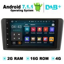 9 inch 2G RAM Android 7.1 Car GPS Navigation Media Stereo Radio For Mercedes Benz X164 GL320 GL350 GL420 GL450 GL500 ML W164