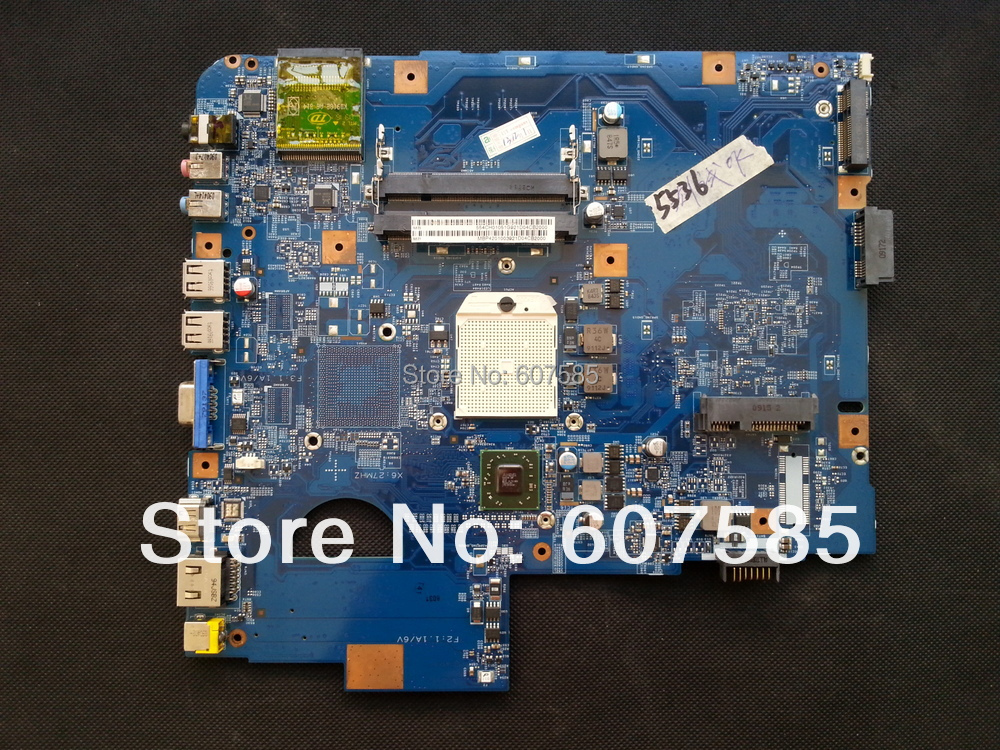 MBP4201003 For Acer 5536 Laptop Motherboard Mainboard 48.4CH01.021 Fully Tested