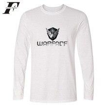 bdd27e8b0393 LUCKYFRIDAY warface game long sleeve fitness T shirt men women causal long  sleeve camisa masculina