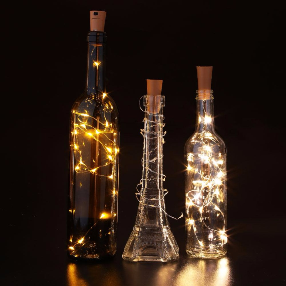 Lights For Wine Bottles Online Buy Wholesale Led Lights Wine Bottles From China Led Lights