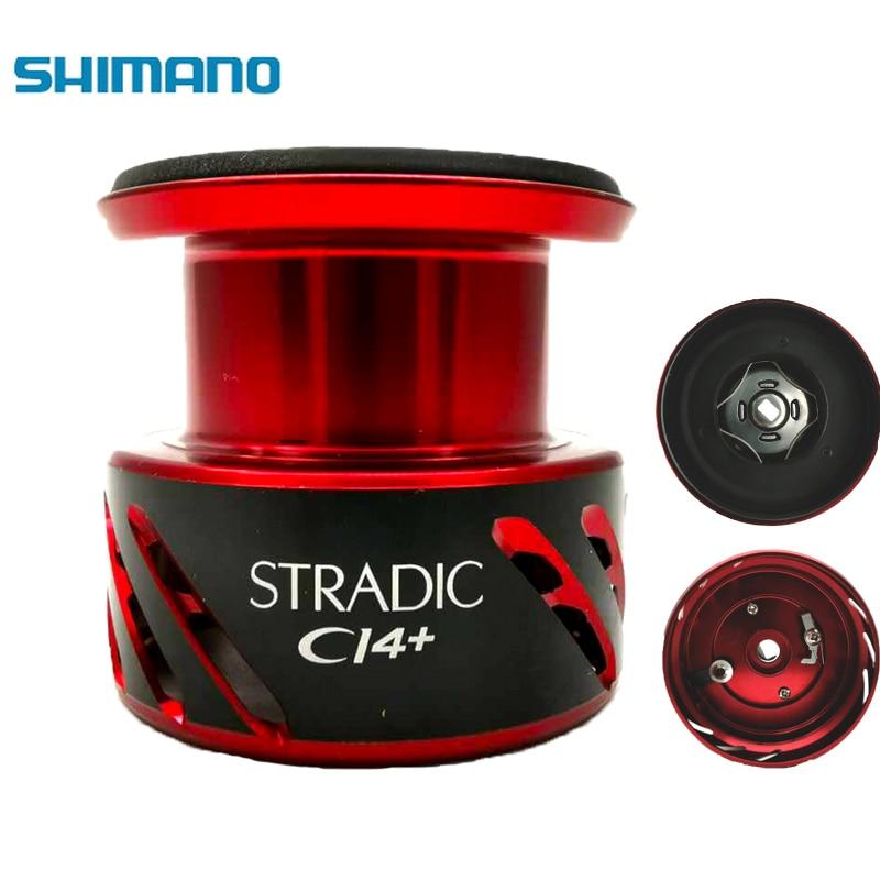 Bobine de pêche SHIMANO stradique CI4 + 1000/2000 S/C2000S/2500 S/C3000/C3000M/4000