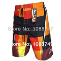 male Square Polyester board Short Beach boardshorts bermudas shorts men casual swimwear pants for man C01