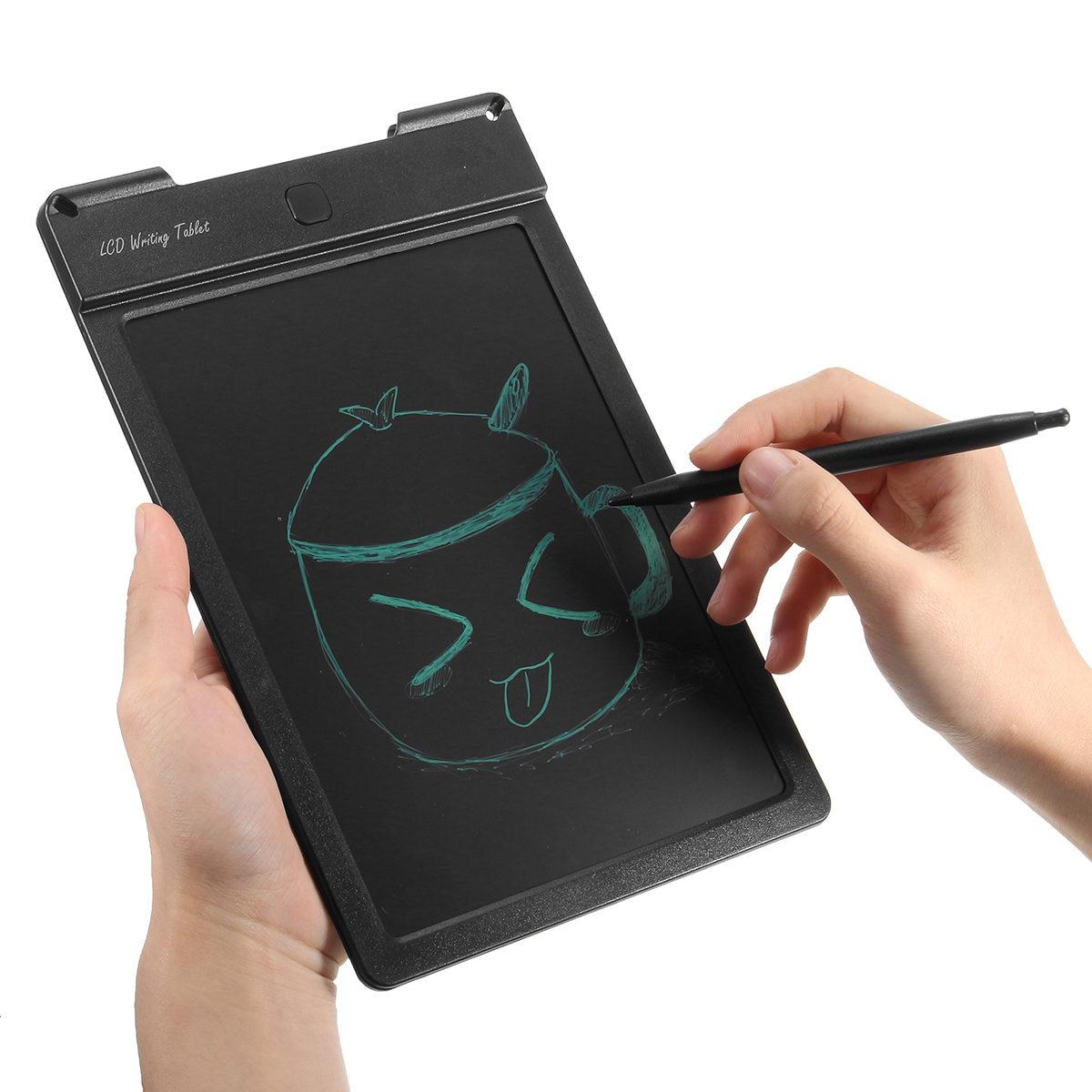 9/13 אינץ LCD הכתיבה לצריבה חוזרת Pad רפידות טיוטת יצירות אמנות APP eWriter לערוך ציור דיגיטלי ציור כתב יד עם עט