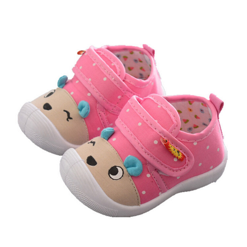 Baby Shoes For Boys Girl Kids Sneakers Breathable Soft Soled Voiced Loss Prevention Cute Baby Shoes Funny Birthday Gift