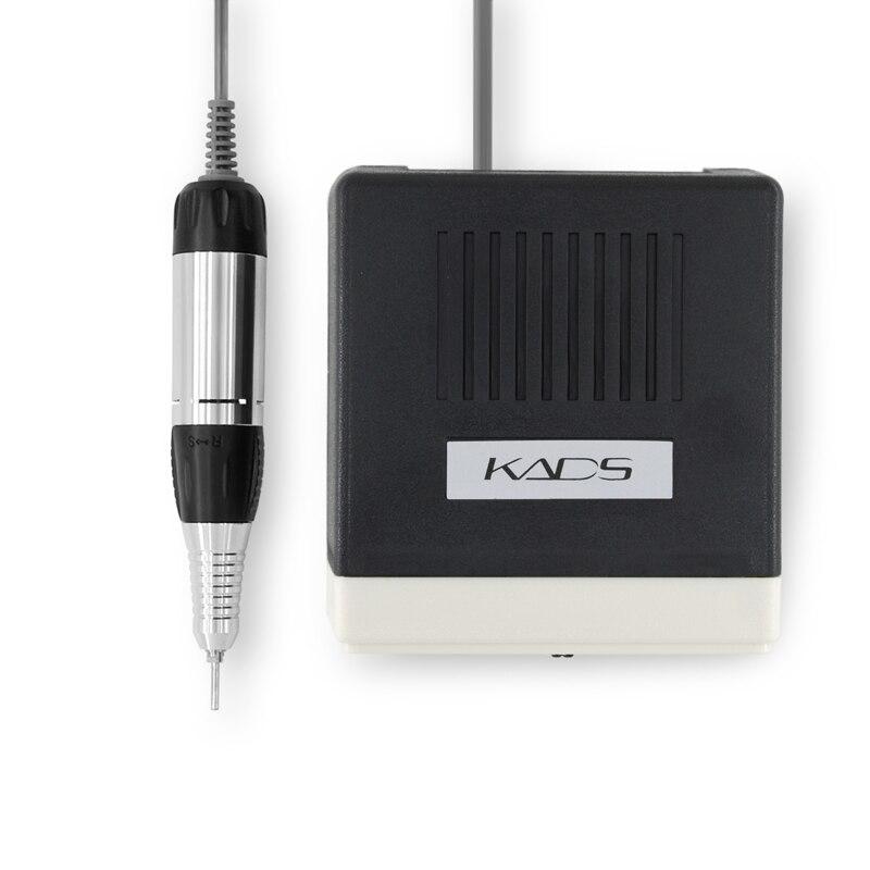KADS taladro clavo manicura 30000 RPM eléctrico taladro del clavo de la máquina de ejercicios de Control de velocidad pedicura manicura herramientas - 4