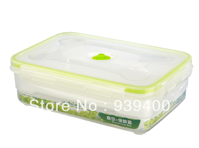 12 Litres Vacuum Food container with air pump Food container food