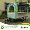 Multifunction Mobile Food Trailer Food Cart Cooking Trailer Mobile Food Cart Price With Platform Awning Long