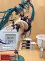23 СМ Японского аниме сексуальная фигура мику mebae Ver фигурку коллекционная модель игрушки для мальчиков