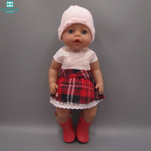 Clothes For Dolls Fits 43-45cm