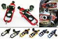 CNC Aluminum Chain Adjusters with Spool Tensioners Catena For Kawasaki ZX-6R ZX6R ZX 6R 2009 2010 2011 2012 2013 2014 2015