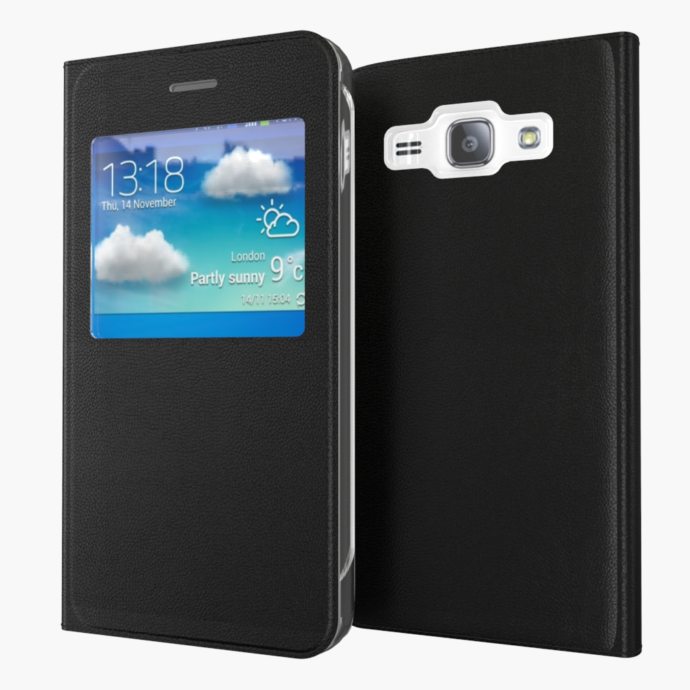 best website 2a800 72104 US $3.18 30% OFF|Luxury Classic View Window Cover For Samsung Galaxy  J5(2016) J510 J510F Ultra Slim Leather Flip Case-in Flip Cases from  Cellphones & ...