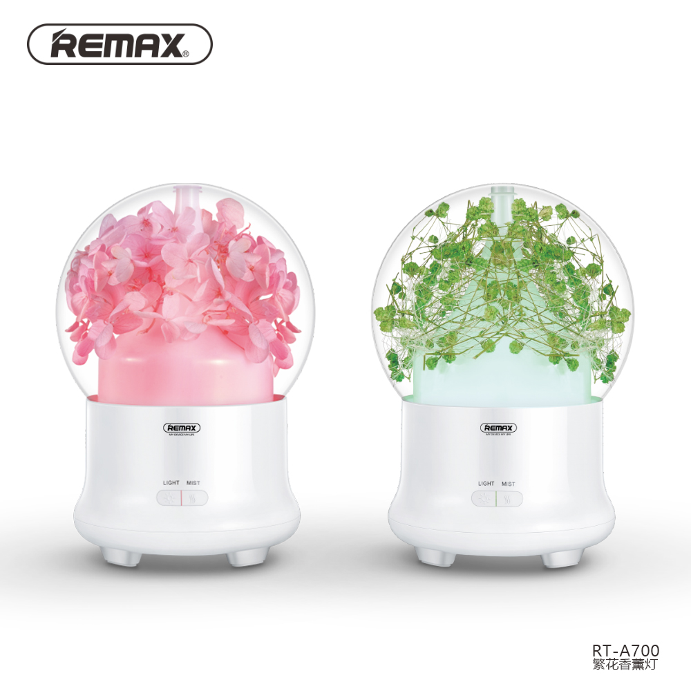 Aromatherapy Humidifier Sterilization Aromatherapy Oil Adjustable Gear Position Gradient Night Light No Water Off