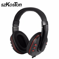 Wired Headphone Game Earphone USB Stereo Surrounded Gaming Headset For Ps4 Ps3 For Computer PC Gamer