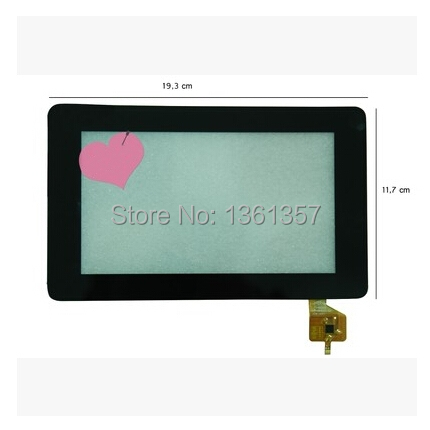 "7 ""original  P76A  MID  capacitive touch screen PB70DR8155-R1 free shipping"