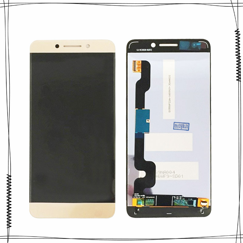 For letv LeEco <font><b>Le</b></font> Pro 3 X650 <font><b>X651</b></font> X656 X658 X659 X653 Lcd Display+Touch Screen Digitizer Assembly AI Edition image