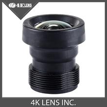 4K LENS 4.2MM Lens 12MP NON DISTORTION M12 1/2.3″  IR 74D  for DJI Phantom Drones Gopro Gimbal Newly Coming