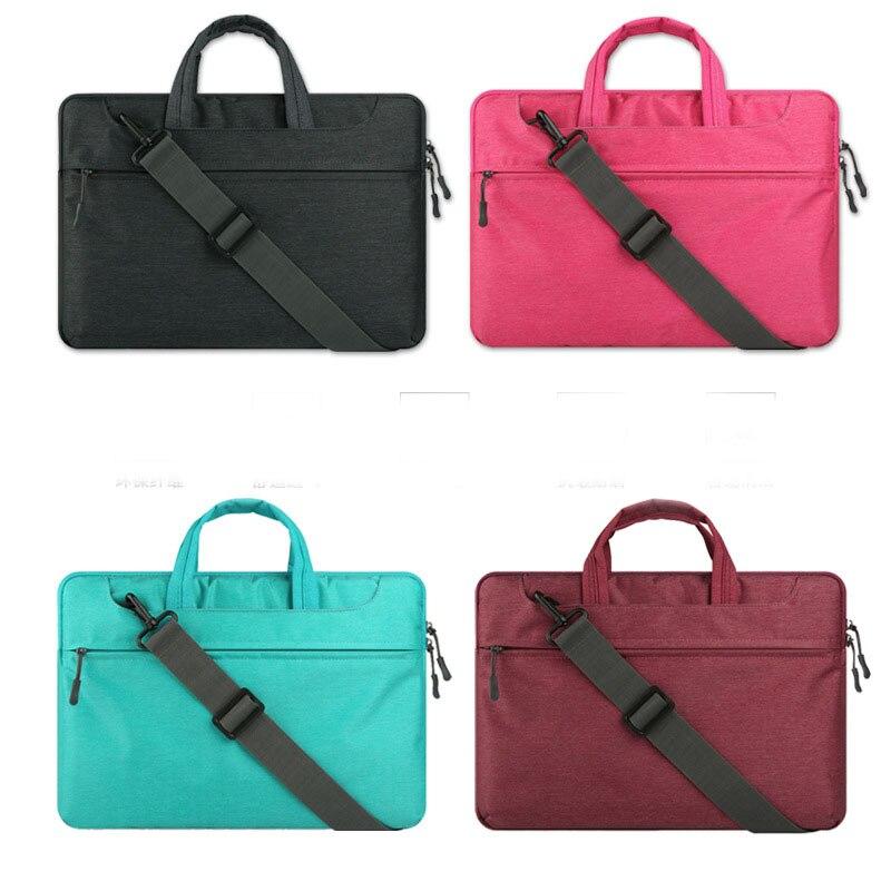 11 13 14 15 Inch Notebook Bag Handbag Laptop Briefcase For Dell HP Asus Toshiba Acer