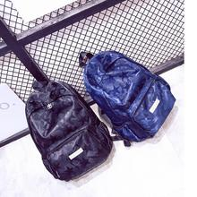 Hot Sale New arrival 2019 Fashion Simple classic desgin good quality girl canvas backpack student school book bag women