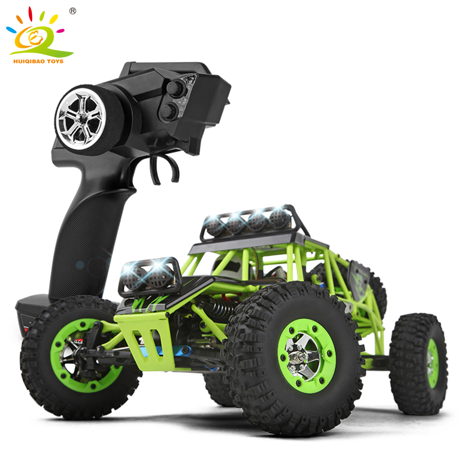 1:12 50KM/H 4WD WL 12428 RC Racing Car 2.4G Remote Control Buggy with Light drift Car Truck Highspeed Off Road toys for children wltoys 12428 12423 1 12 rc car spare parts 12428 0091 12428 0133 front rear diff gear differential gear complete