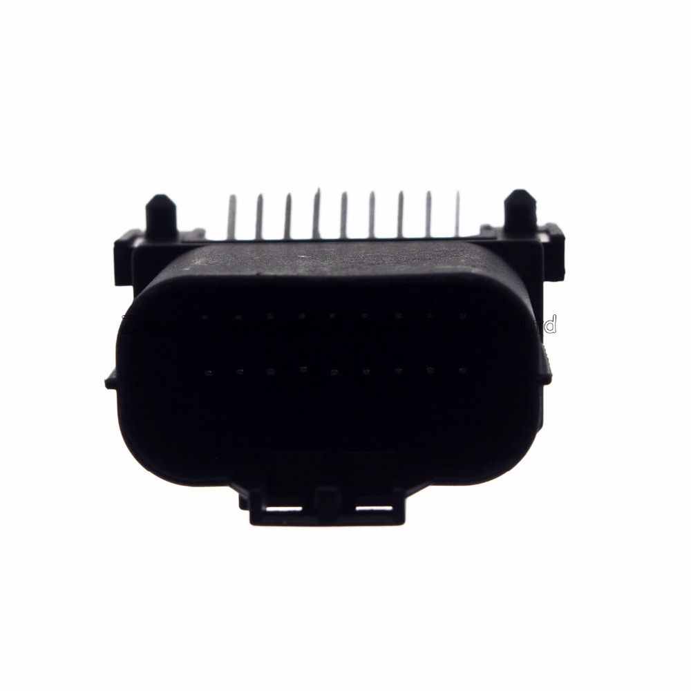 medium resolution of 18 pin way male car computer version connector ignition wiring bmw coil connectors bmw wiring harness connectors male