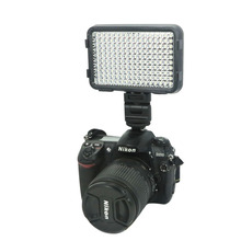 160 pcs Lamp beads Video Light on Camera camcorder for Canon for Nikon DV Camcorder DSLR Wedding with filter
