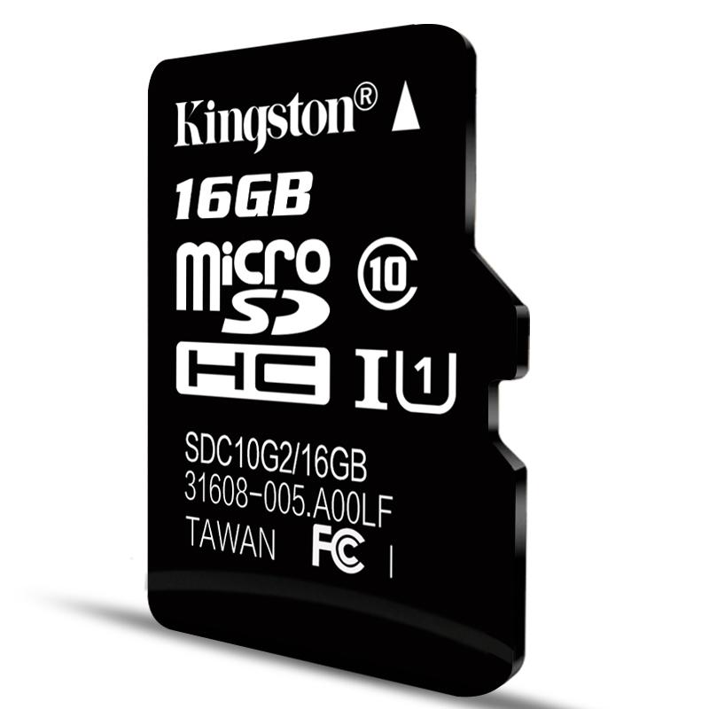 Kingston Micro Sd Memory Card 16GB Class10 carte sd 32gb SDHC sdxc TF sd Card cartao de Memoria 16g c10 For Smart Mobile phone 10