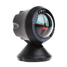 Multifunctionele Auto Inclinometer Helling Outdoor Measure Tool Voertuig Kompas