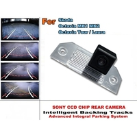 HD Car Camera For Skoda Octavia MK1 MK2 Octavia Tour Laura CCD Parking Camera Parking Assistance