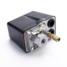 3-Phase 90-120 PSI Air Compressors Pressure Switch Control 230V 400V 16A Pressure Switch For Compressor Mayotr non adjustable 125psi 2 phase compressor pressure switch air valve gauge control relief 230v 1 port high quality
