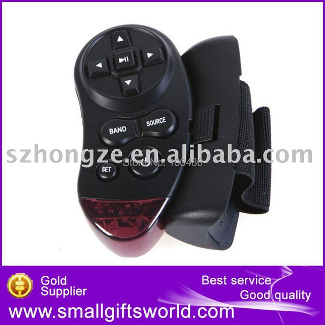 Big Discount Universal Steering Wheel IR Remote Control Study Car  DVD GPS DC TV MP3 Player