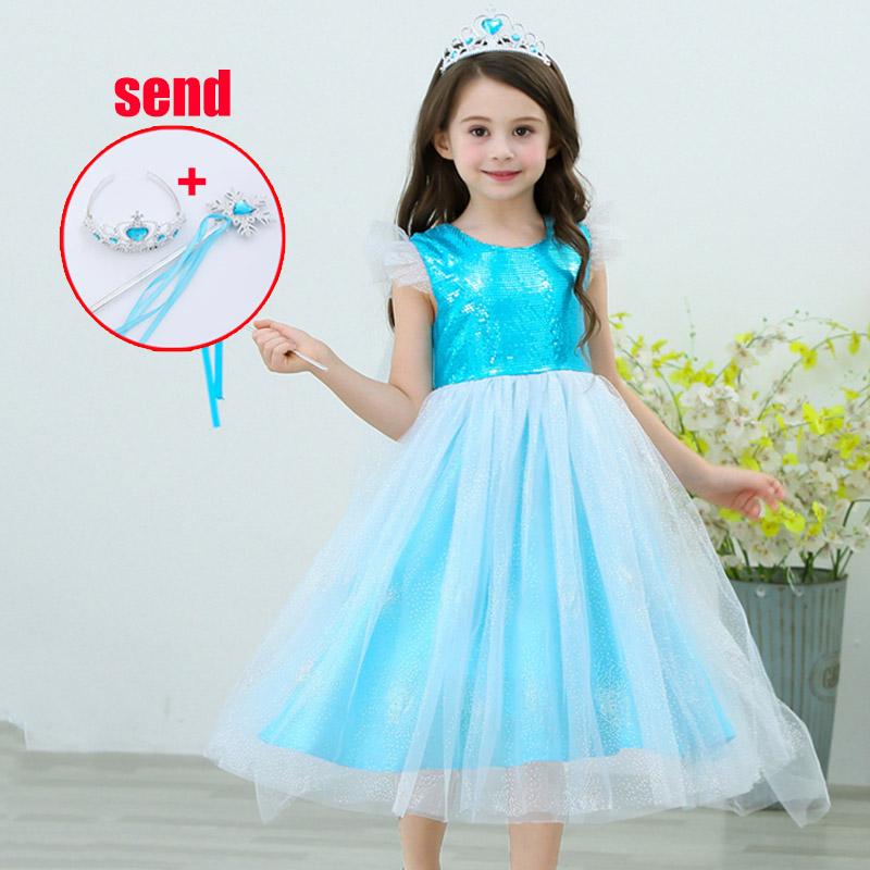 2019 Colsplay Sent Crown Magic Wand Tutu Gown Birthday   Dress   For Baby   Girl     Dresses   Party   Girls   Clothing Princess   Dress   Vestidos