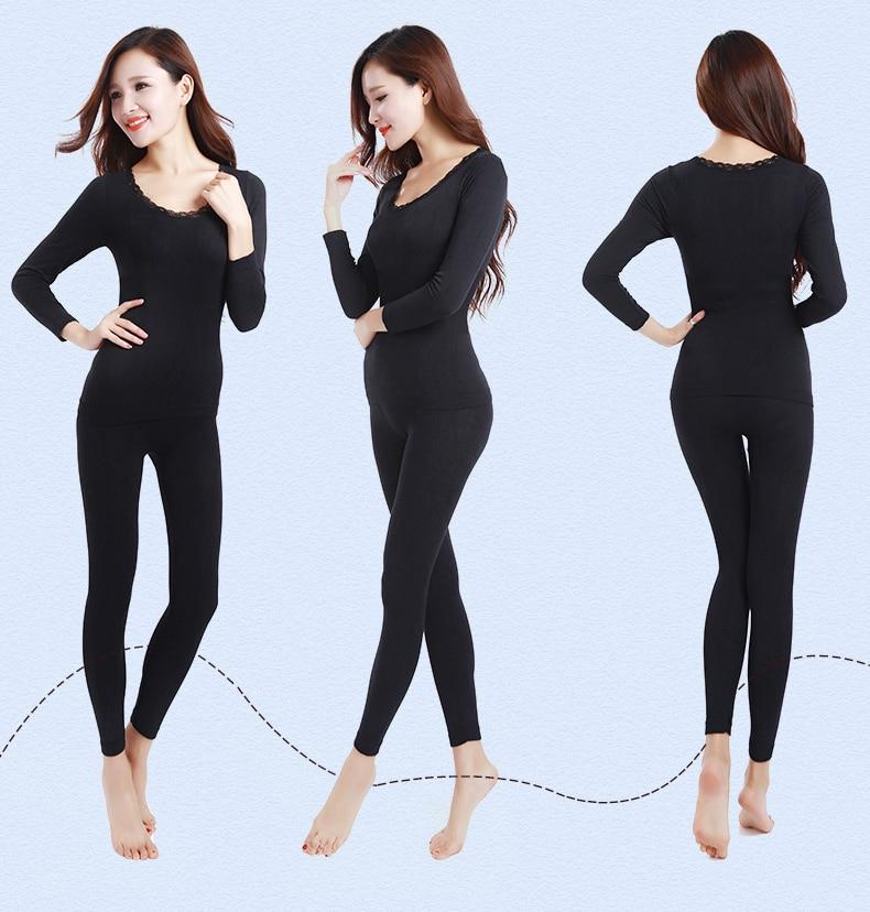 Long Johns Women For Winter Sexy Women Thermal Underwear Suit Women Body Shaped Slim Ladies Intimate Sets Female Pajamas Warm 25.jpg66