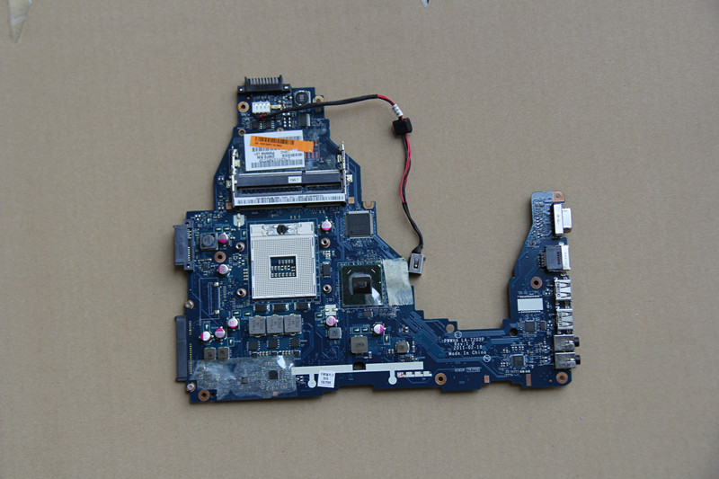 цена K000124370 For Toshiba C660 Laptop motherboard PWWHA LA-7202P HM65 DDR3 fully tested work perfect