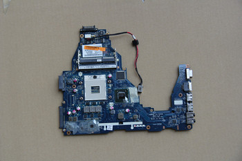 K000124370 For Toshiba C660 Laptop motherboard PWWHA LA-7202P HM65 DDR3 fully tested work perfect