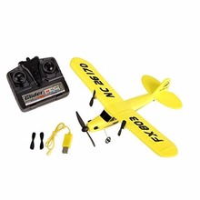 Remote Controlled Plane Toy for Kids