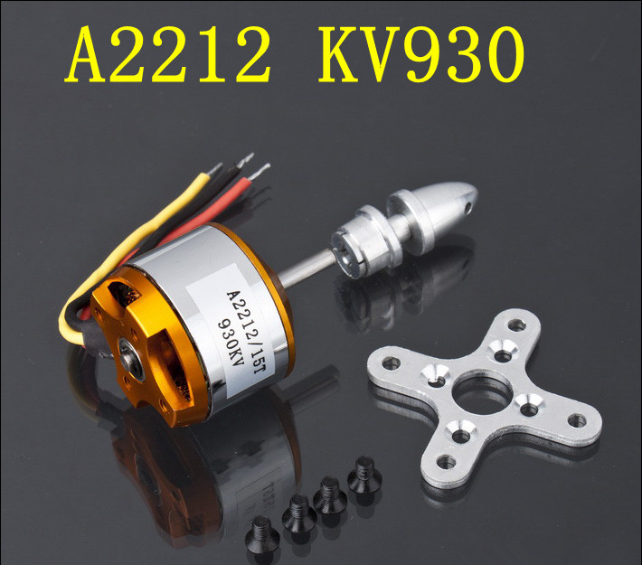 4PCS XXD 2212 KV930 / KV1000 / KV1400 / KV2200 Brushless motor for DIY mini drone quadcopter/hexrcopter F450 F550 xxd a2212 1000kv brushless motor for rc airplane quadcopter