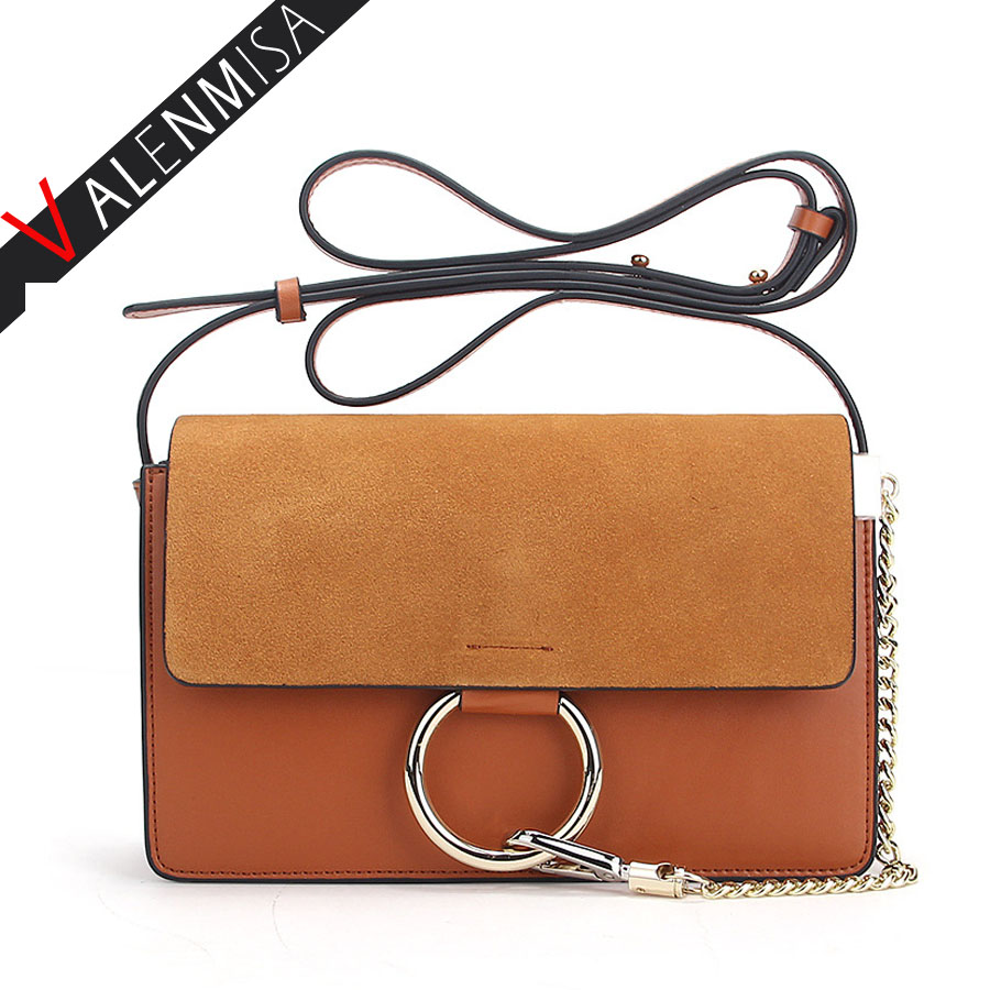 купить Luxury Handbags Women Bags Designer Brand Famous Genuine Leather Bag High Quality Chain Shoulder Crossbody Bags For Women 2017 недорого