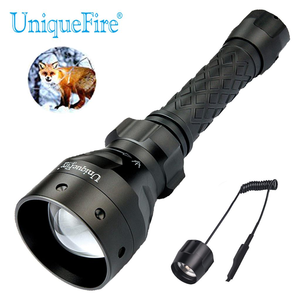 UniqueFire Led Torch 1200Lm 1405 XM L2 LED Flashlight Outdoor Waterproof Light With Adjustable Focus 5