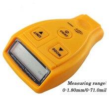 Digital Mini Automotive Thickness Gauge paiting Coating Meter 0~1.80mm