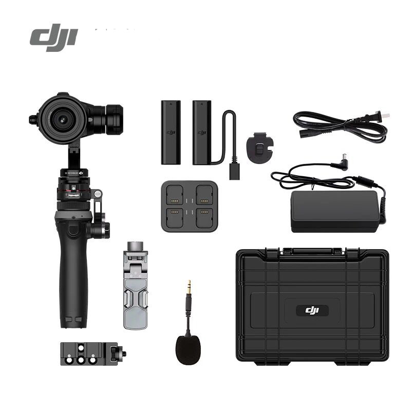 IN Stock !DJI Osmo Pro Combo Gimbal with Zenmuse X5 Camera 4K video and 16 megapixel photos DHL EMS Free