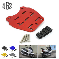 Motorcycle CNC Rear Luggage Bracket Board Tail Rack Top Box Case for HONDA PCX125 PCX150 2014 2015 2016 2017 2018 Accessories