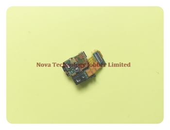 Wyieno C6602 C6603 Headphone Port For Xperia Z L36 L36H Audio Jack Flex Cable Replacement Parts + Tracking image
