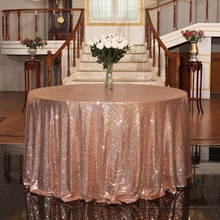 Wedding Decoration Table Set Sequins Tablecloth Cloth Dessert Birthday Party Festival Layout