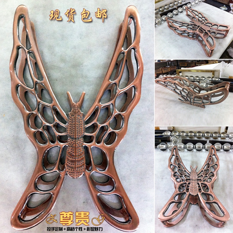 Spot non - frame glass door handle Chinese antique door handle solid wood door handle door handle european modern bronze doors handle chinese antique glass door handle door handle carving
