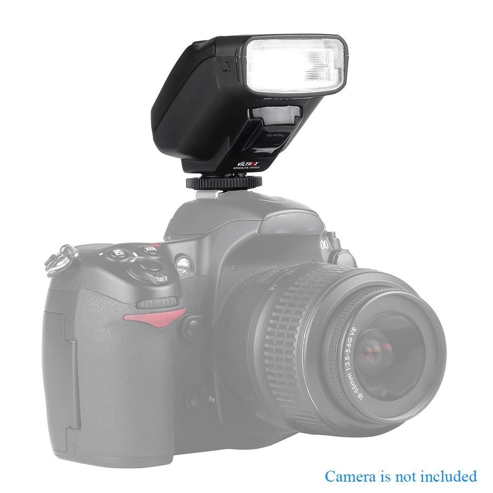 Viltrox JY-610 II Univeral On-camera Mini Flash Light Speedlite for Nikon D3300 D5300 D7100 Canon 5D Mark II III DSLR Cameras потребительские товары cs pro cs 1 dslr 6d canon 5d 3 7 d t3i d800 d7100 d3300 pb039