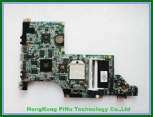 Free Shipping 605498-001 for HP DV7 DV7T laptop motherboard DA0LX8MB6D1 Tested 60 days warranty