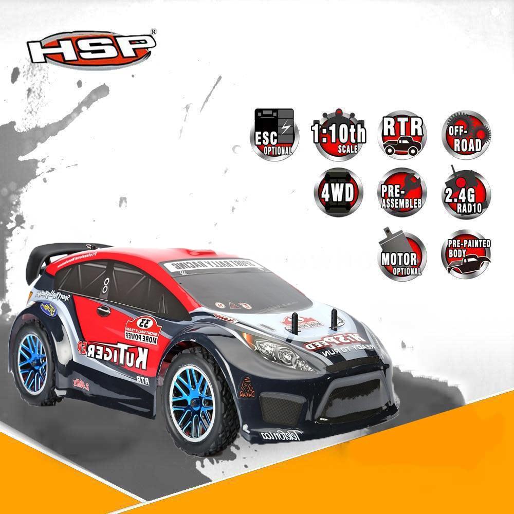 Hsp Rc Racing Car Wd Nitro Gas Power Remote Control Car Off Road